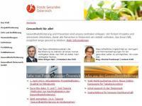 Fonds Gesundes Österreich